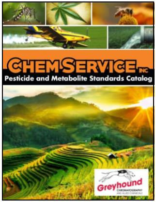 Chem Service Pesticides Catalogue Image