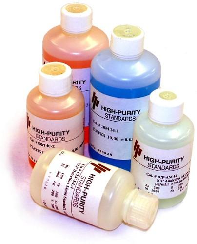 Rhodium (Rh) 1000 µg/mL in 10% HCl