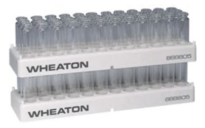 Wheaton 36 Position Vial Rack For Headspace Vials