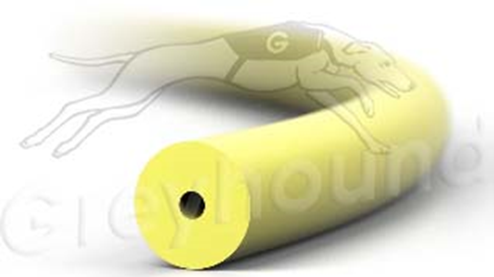"""Picture of PEEK Tubing Yellow 1/16"""" x 0.007"""" (0.175mm) ID x 50ft"""