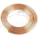 "Copper Tubing 1/4"" x 0.190"" (4.83mm) ID x 15mtr"