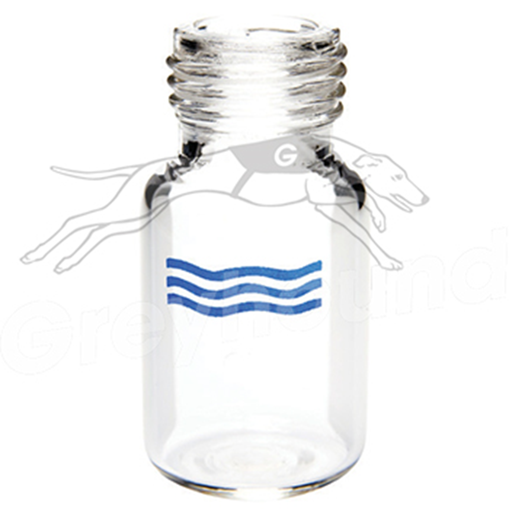 Picture of 10mL Screw Top High Recovery Vial - Clear Glass