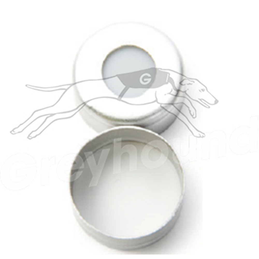 Picture of 11mm Aluminium Crimp Cap with Polypropylene Liner