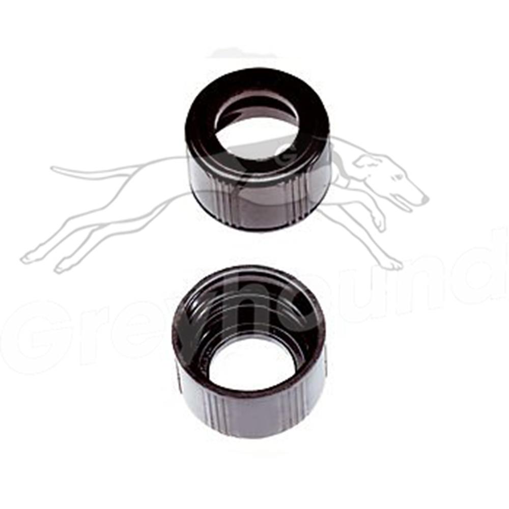 Picture of 20mm Open Top Screw Cap - Black