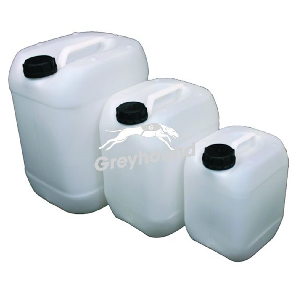 Picture of 10 Ltr HD-PE Cannister with GL45 Neck