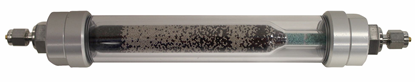 """Picture of ZPure Glass PolyGas I Purifier, 130 cc, 1/8"""" Stainless Steel Compression Fittings"""