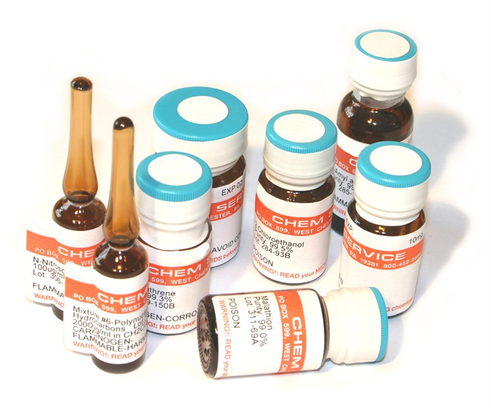 Picture of Phorate oxon sulfone Solution 100 ug/ml in Hexane