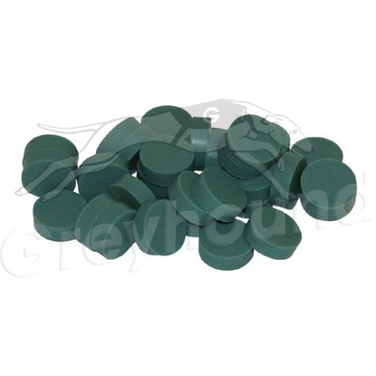 "Advanced Green Septa 9.5mm (3/8"")"