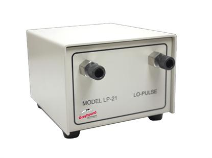 Model LP-21 LO-Pulse Dampener - PEEK