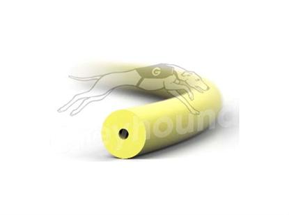 "PEEK Tubing Yellow 1/32"" x 0.007"" (0.175mm) ID x 100ft"